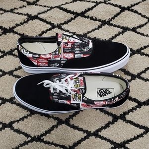 Vans Era Label Mix Limited Edition Sneakers